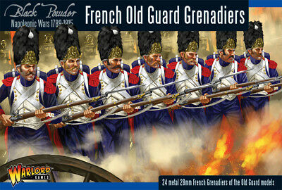 Napoleonic Wars: French Late Grenadiers of the Guard
