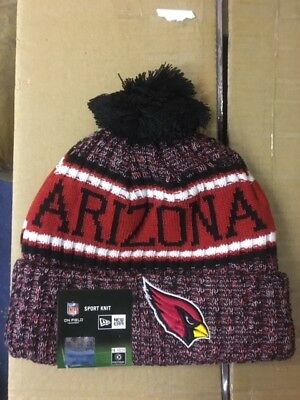 outlet store 24c47 d342c ... where to buy arizona cardinals beanie new era hat nfl american football  6eafc 44d52