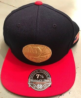 best authentic 59d85 26d38 NY Islanders Hat, Authentic Mitchell   Ness, NHL, Hi Crown Fitted. 7