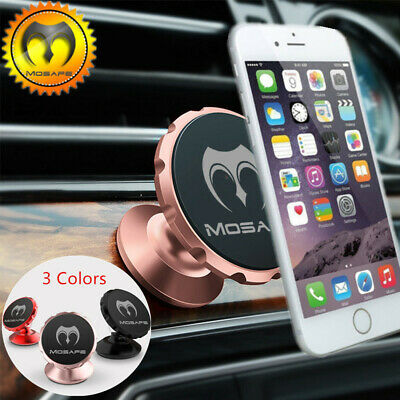 Magnetic Car Dash Stand Dashboard Mount Holder For Cell Phone Samsung iPhone