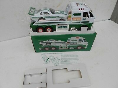 2016 Hess Truck & Dragster new in Box