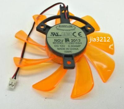 for 1pcs Zotac 85mm T129215SH Fan 12V 0.3A 39*39*39mm  #JIA