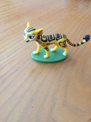 Disney Store Fuli Cheetah Lion King Guard Action Figure Figurine Cake Topper