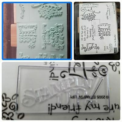 stampin up love ya bunches 6 stamp set birthday thank you retired