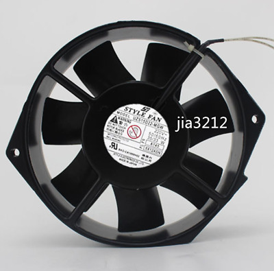 for STYLEFAN UZS15D22-MGW fan 220VAC 50/60HZ 172*150*38MM #JIA