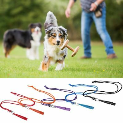 Dog Training Whistle Pet Sound Whistle Stop Barking Dog Repeller Beeper Supplies