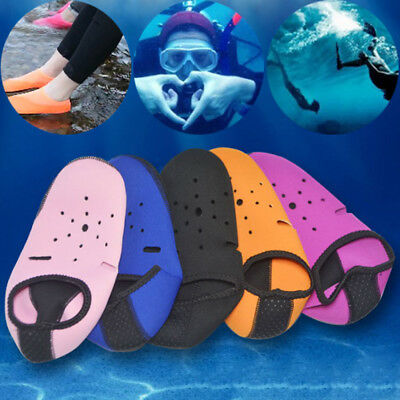 3mm neoprene diving surfing swimming socks water sports snorkeling boots