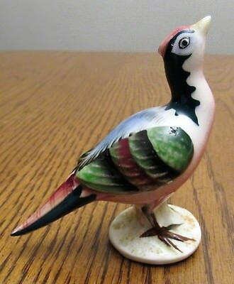 Vintage Pheasant - Japan - High Gloss - Beautiful Colors - VG Condition