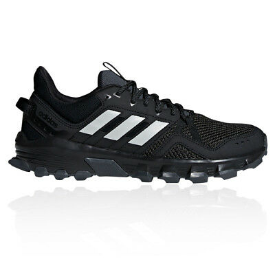release date: 41896 45509 adidas Mens Rockadia Trail Running Shoes Trainers Sneakers Black Sports