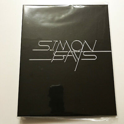 SMTOWN NCT127 1st Repackage Album [NCT #127 REGULATE] Official Photocard Binder