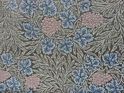 "60 Inches Long 58 Inches Wide Heavy Brocade/Tapestry Fabric, 58"" Wide Vintage"