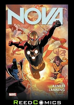 NOVA BY ABNETT AND LANNING COMPLETE COLLECTION VOLUME 2 GRAPHIC NOVEL *504 Pages