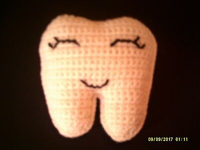 Tooth Fairy Pillow,  Pouch In Back For Tooth Fairy Money