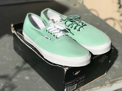 """3f47b8cdc2 Vans Syndicate Authentic Pro """"S"""" Mike Hill Mint Sz 12 Men s Brand New DS"""