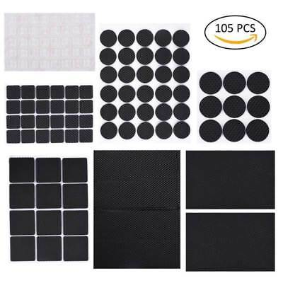 Home & Garden 112pc Anti-skid Rubber Protection Pads Multi-purpose