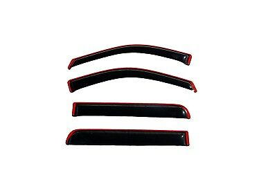 Auto Ventshade 194446 Ventvisor In-Channel Deflector 4 pc. Fits Encore Trax