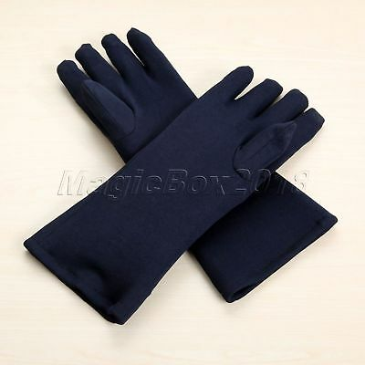 1 Pair Hand Protective Lead Gloves X-Ray Radiation Protection 0.35mmpb Unisex
