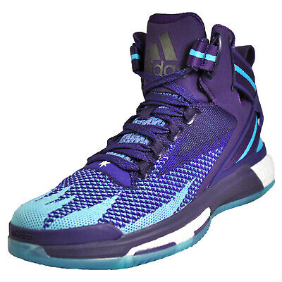 d6bb09546fb7 Adidas D Rose 6 Boost Primeknit Men s Basketball Boots Shoes Fitness Gym  Court T