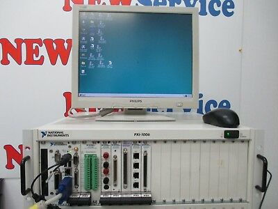 National Instruments Pxi 1006/0