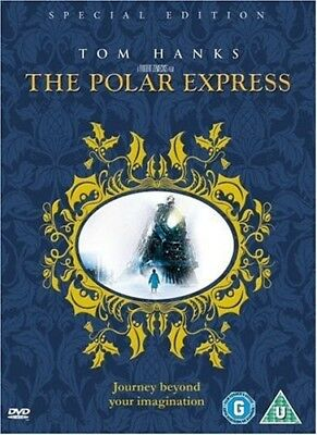The Polar Express [2004] DVD