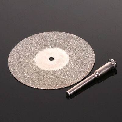 """2"""" Diamond Coated Cut Off Disc Grinding Wheel Cutting Grinder Bolt Trimming Tool"""