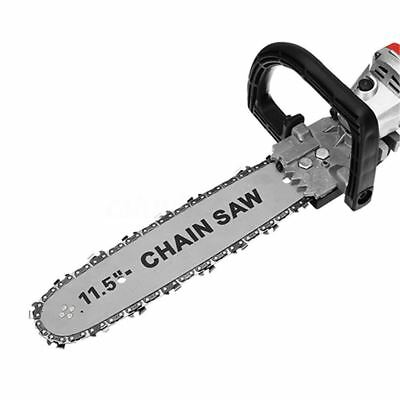 105425 Angle Grinder Chainsaw Attachment Conversion Head Bracket Kit Free P&P