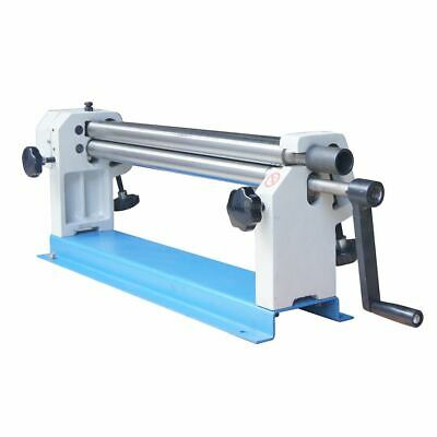 165141 Manual Sheet Metal Rolling Machine Roller 610mm