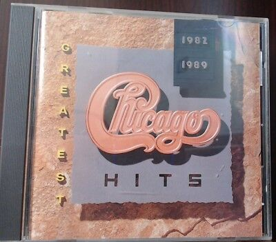 Chicago - Greatest Hits: 1982-1989 CD