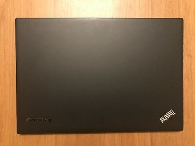236c46ff88a319 Comme neuf Lenovo ThinkPad X1 Carbon laptop Core i7 240gb SSD 14  Win 10 3rd
