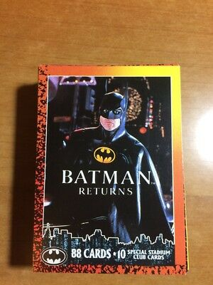 Batman Returns 64/88 Card Topps