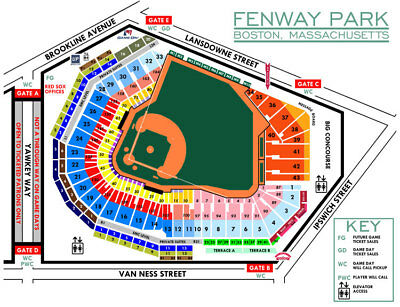2 Boston RED SOX vs. Baltimore Orioles  tickets  (8/16/2019) Sect 13 row 15