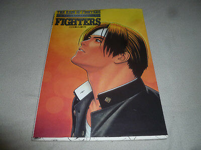 The King Of Fighters Illust Collection Art Book Snk Japan Anime Illustration