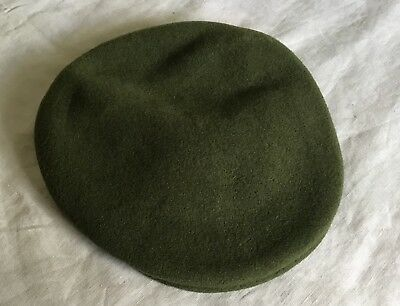 Kangol Cap Made in England 100% Small Size pure virgin wool Good Condition