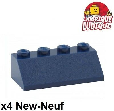 LEGO 50 x LAVENDER Roof Tiles 2 x 4 Pin Slope 45° Item Number 3037# Brand New