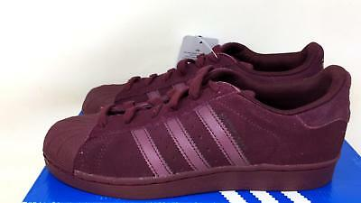 NEW ADIDAS KID'S Superstar J Copper sneakers Size 4.5Y NIB