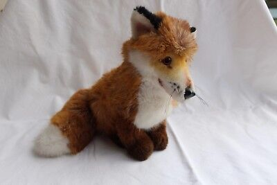 "Steiff Fuchs  ""Junior Fuzzy"" 2892/28"