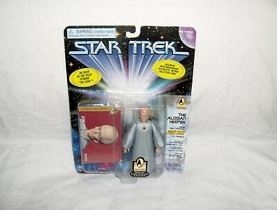 """Star Trek Playmates 1996 TOS 5"""" Action Figure Talosian Keeper Cage - Menagerie"""