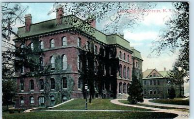 ROCHESTER, New York  NY    UNIVERSITY OF ROCHESTER  ca 1910s   Postcard