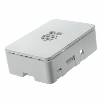1X(Removable Case for Raspberry Pi 3, 2 and B+ (white)  N5J9)