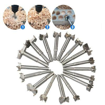 New·15-90mm  Woodworking Boring Wood Hole Saw Cutter Drill Bit CARBIDE TIP