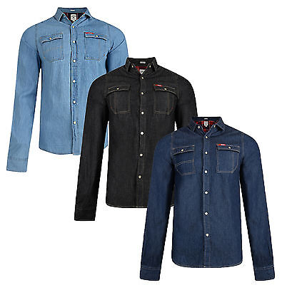 Lee Maglia Shirt Camicia Uomo Slim Pocket Jeans Western Fit 61d7nnfqY