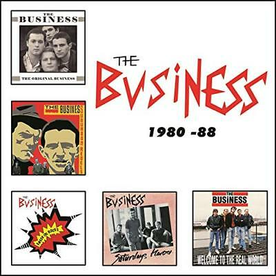 The Business - 198088 (Clamshell Boxset) (5CD)