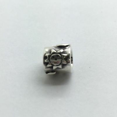 Authentic Pandora Sterling Silver Sun, Moon, Stars Bead 790128 RETIRED 925 ALE