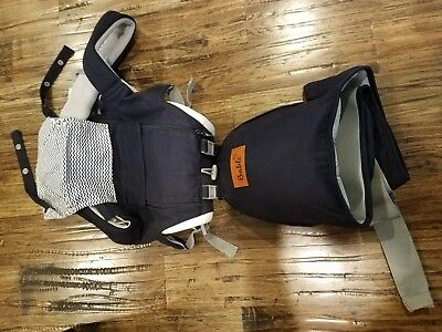 Bable Baby Carrier with Hip Seat 9-in-1 360 Ergonomic Baby Carrier Toddler Tu...