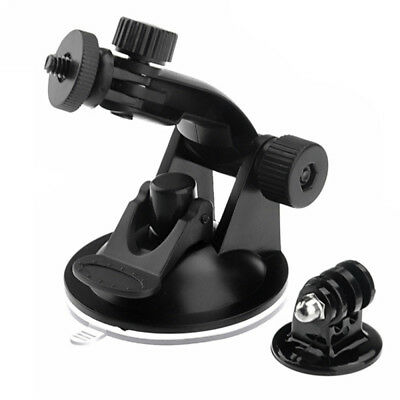 7cm 360° Swive Suction Cup Car Mount Holder For GoPro Hero 5 4 Action Camera SWE
