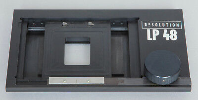 Precisely shift adapter 4x5in camera-Hasselblad digital or film back Sinar Cambo