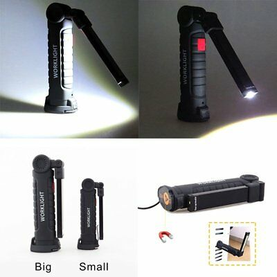 Rechargeable Portable Inspection Baladeuse Flexible Magnétique Led Torche Lampe Nvm8wn0yO