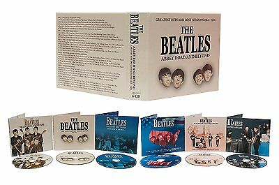 The Beatles - Abbey Road And Beyond:Greatest Hits And Lost Sessions 1962-'66*OVP