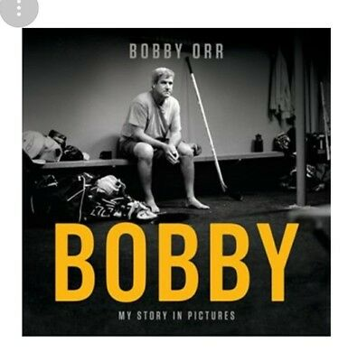 BOBBY: MY STORY IN PICTURES Hardcover Brand New