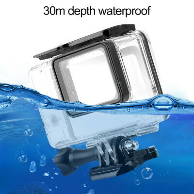 For GoPro Hero 7 Waterproof Diving Surfing Protective Housing Cover Case Shell